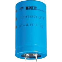 Snap In kondenzátor elektrolytický Vishay 2222 058 58102, 1000 µF, 63 V, 20 %, 30 x 22 mm