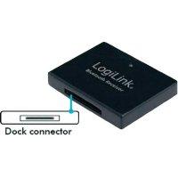 Bluetooth audio přijímač pro Apple konektor LogiLink BT0021