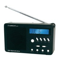 DAB+ rádio Albrecht DR 60, FM, černá