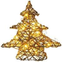 Vánoční osvětlení RXL strom 30LED 30cm, RETLUX