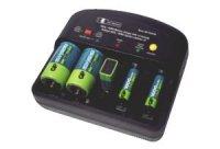 Nabíječka baterií univerzální MW9168GS