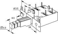 Vypínač síťový philips MSC16701