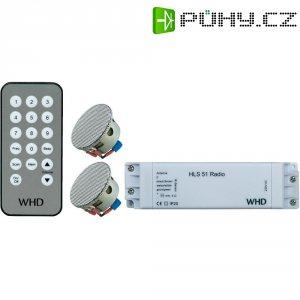 Vestavné rádio WHD, 106-005-07-020-10, chrom