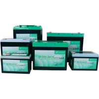 Olovo-silikon akumulátor, 12V/8,5 Ah, Greensaver SP6-12/SP8.5-12
