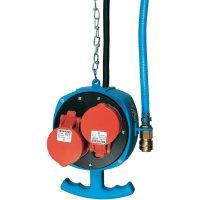 CEE závěsný rozbočovač ES5PA AS Schwabe, 60976, kabel ⇒ 2x CEE a 3x zásuvka, 400 V