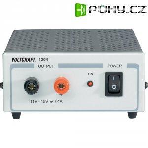 Spínaný síťový zdroj VOLTCRAFT FSP 1204, 11 - 15 V/DC, 60 W, 4 A
