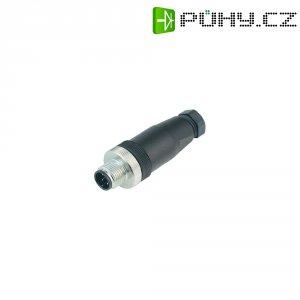 Konektor pro senzory Binder 713-99-0537-14-05, M12, zástrčka rovná, IP67