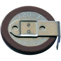 Lithiový knoflíkový akumulátorPanasonic VL1220-1HFE, 3 V, 7mAh