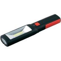 COB LED pracovní svítidlo Ampercell AL 836 9030, černá