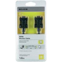 HDMI Belkin SVGA, připojovací kabel k monitoru, 1,8 m