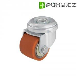 Otočné kolečko se závitem pro šroub, Ø 50 mm, Blickle 754855, LKRA-VSTH 50K