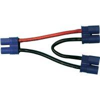 Y kabel sériový Modelcraft, EC5, 700 mm, 2,5 mm²
