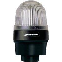 LED trvalé osvětlení Werma, 209.210.68, 230 V/AC, 25 mA, IP65, zelená