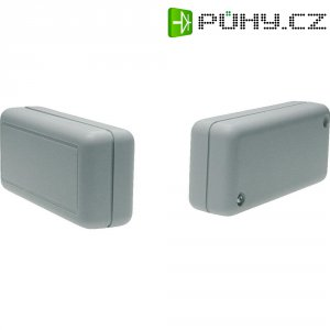 Univerzální pouzdro Strapubox 2099GR, 90 x 40 x 26 , ABS, šedá