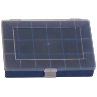 Box na součástky Alutec 608300, modrá