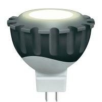 LED žárovka Ledon MR16, 28000182, GU5.3, 5 W, 12 V, 50 mm, teplá bílá