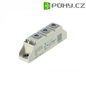 Diodový usměrňovač Semikron SKKD100/16, U(RRM) 1600 V, I(F) 100 A, Semipack1