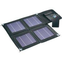 Flexibilní solární deska 16 W s akumulátorem Sunpack 12 Ah, 2x USB