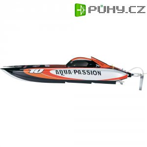 RC model člunu benzínový Reely Aqua Passion, ARR, 1300 x 360 x 230 mm