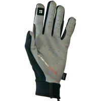 Cyklistické rukavice s integrovaným blinkrem, letní provedení, velikost L