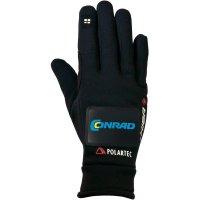 Cyklistické rukavice s integrovaným blinkrem, zimní provedení, velikost XS