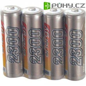 Akumulátory NiMH Conrad Energy AA, 2300 mAh, 4 ks
