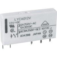 Síťové relé FTR-K1 Fujitsu FTR-LYAA024V, 6 A