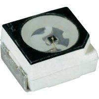 SMD LED PLCC2 žlutá 450 mcd 120 ° 20 mA 2.2 V OSRAM LY T68F-U1AA-46-1