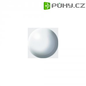 Airbrush barva Revell Aqua Color, 18 ml, bílá jemně matná