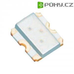SMD LED ROHM Semiconductor, SMLP36RGB2W (RGB 6 PIN), 20 mA, 2,2 V, 50 °, 35 mcd, RGB, SMLP36RGB2W