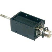 Magnet Intertec ITS-LS3830B-D-24VDC, v plechovém třmeni