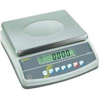 Stolní váha Kern GAB 30K0.2N max. váživost 30 kg rozlišení 0.2 g stříbrná