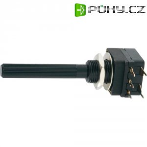 Potenciometr Piher, PC16SH-10IP06104B2020IMTA, 100 kΩ, 0,1 W , ± 20 %