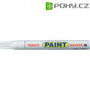 Tužka na popisování pneumatik Yamayo, bílá