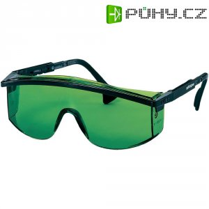 Ochranné brýle Uvex astrospec, zelená