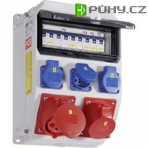 Plastový rozbočovač s jističem Anif7 IV PCE, 9135061, 400 V, 32 A, IP54