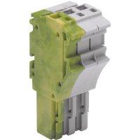 1vodičové perové lišty série 2022, WAGO 2022-103/000-037, 5.2 mm , 1 ks