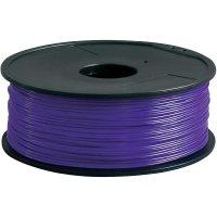 Náplň pro 3D tiskárnu, Renkforce ABS175Z1, ABS, 1,75 mm, 1 kg, fialová