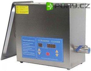 Ultrazvuková čistička VGT-1860QTD 6l 150W s ohřevem,digitální