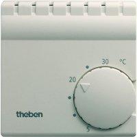 Pokojový termostat Theben RAM 708, 5- 30 °C, bílá