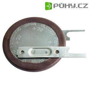 Lithiový knoflíkový akumulátorPanasonic VL2020-1VCE, 3 V, 20 mAh