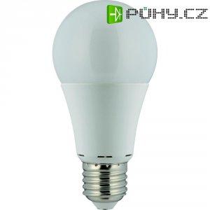 LED žárovka Renkforce, E27, 6 W, 230 V, 118 mm, teplá bílá