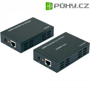 HDMI prodloužení SpeaKa, síťový kabel, 50 m