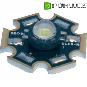HighPower LED Seoul Semiconductor Z-W4218-2/U1SW, Z-W42182/U2, 350 mA, 3,2 V, 125 °, čistě b