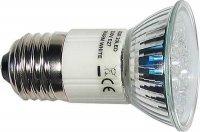 Žárovka LED E27 JDR-20x,bílá,230V/2W