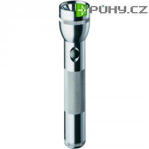 Kapesní LED svítilna Mag-Lite LED 2-D-Cell, ST2D106, stříbrná