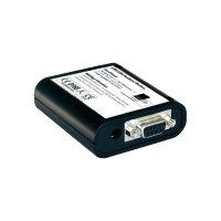 GSM/GPRS modem ConiuGo, 700100110, 1000 mA, 4,5 V/DC, rozhraní RS232, dvoupásmový