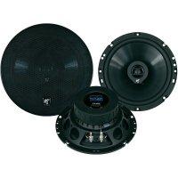 Koaxiální reproduktory Hifonics Titan 16.5 cm, 165 mm, 180 W