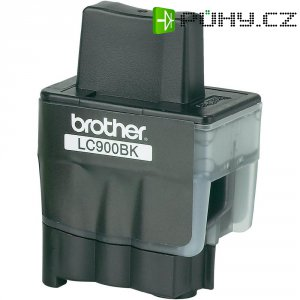 Cartridge Brother LC-900, LC900BK, černá