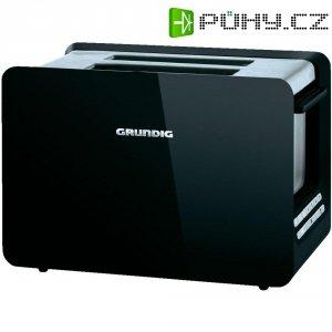 Topinkovač Grundig TA 7280, 1000 W, černá/nerez